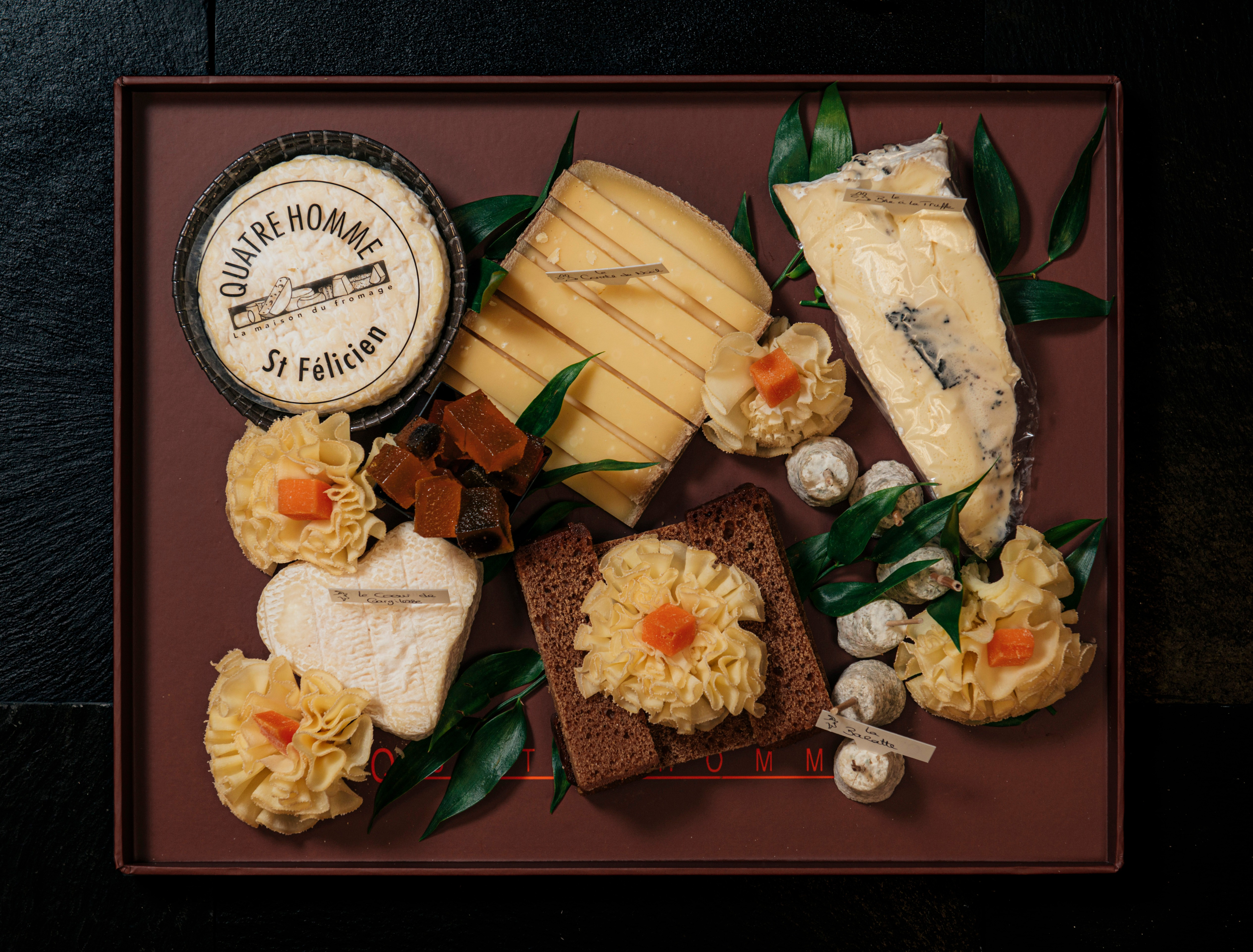 "Cheese Platter ""Gastronomy"""